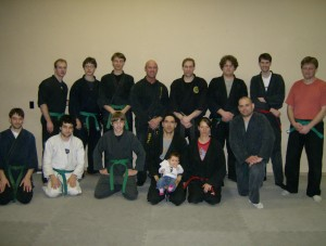 Seminar with Mark Vandehey 2006
